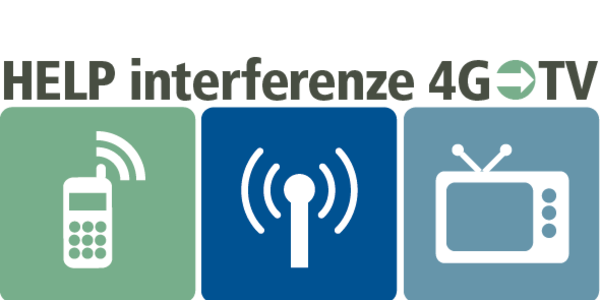 Immagine decorativa per il contenuto HELP Interferenze frequenze TV digitale terrestre